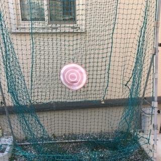 軟式野球 バッティングネット