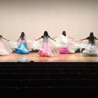 守谷市でダンス ベリーダンス教室3月レッスン