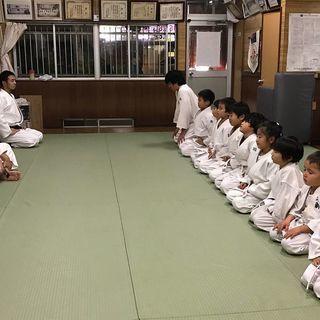 町道場で柔道を習ってみませんか?(幼児クラスをはじめました)