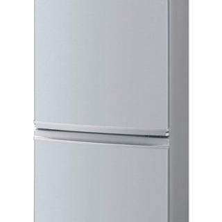 シャープ冷蔵庫無料譲ります。