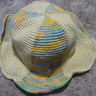 チチカカ 帽子 女性