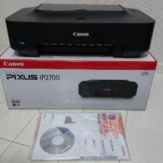 Canon PIXUS ip2700 プリンター