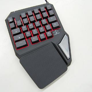 Lantoo 片手用ゲーミングキーボード 左手用 T9PRO L...