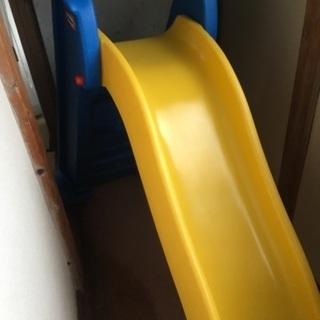リトルタイクス 大きな滑り台
