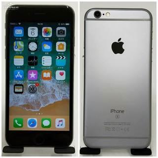 SIMフリー iPhone 6s 64GB Spce Gray ...