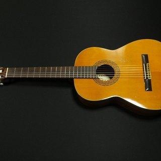 阿部手工ギター「柳沢省一 五号・65」中古リペア済み〔復活堂〕