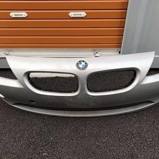 BMW Z4 E85純正バンパー チタンシルバー