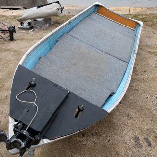 アルミボート 10ft Vハル