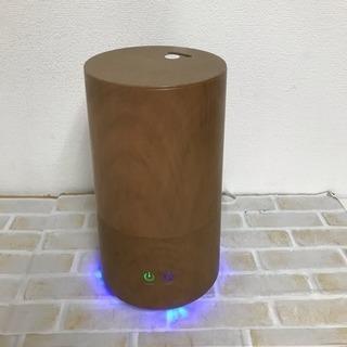 アロマ超音波式加湿器 Tall-wood 木目調 ¥1,000