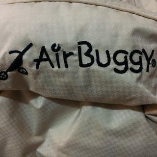 *お値下げ中*エアバギー  Air Buggy  ダウン フットマフ