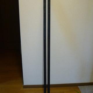 ジャンク旧型THULEキャリアバー 147cm 2本