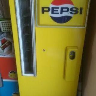 ペプシコーラ 冷蔵庫 インテリアに