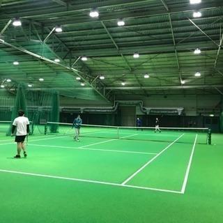 Midnight Tennis♪@高輪テニスセンター 24時〜27...