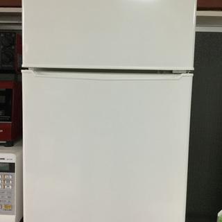 【送料無料・設置無料サービス有り】冷蔵庫 2017年製 amad...