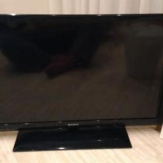 薄型液晶テレビ SONY BRAVIA