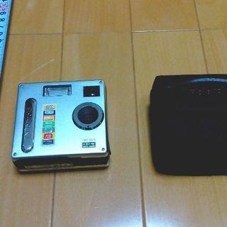 Polaroidデジカメ ディスプレイ用レトロ