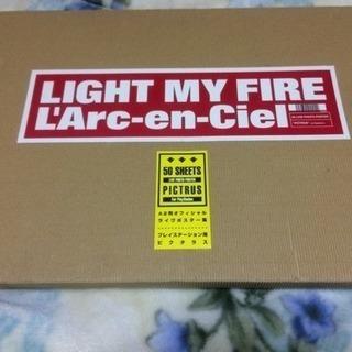 L'Arc〜en〜Ciel オフィシャルライブポスター集