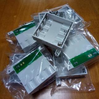 [新品]単3電池x4本用ホルダー