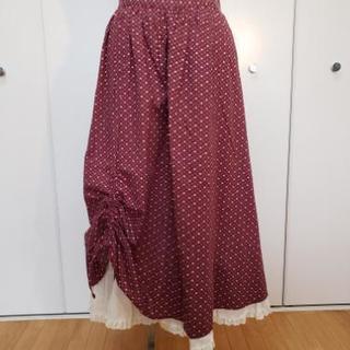 アメリカのかなり昔のUSEDスカート