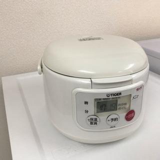 【リサイクルサービス八光 田上店】TIGER マイコン炊飯ジャー...