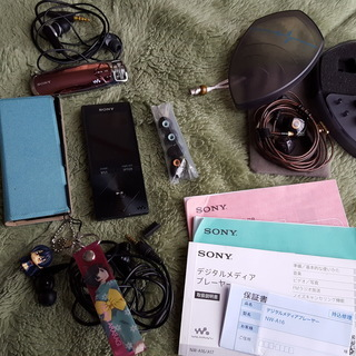 【ハイレゾ対応】 sony walkman NW-A16 32G...