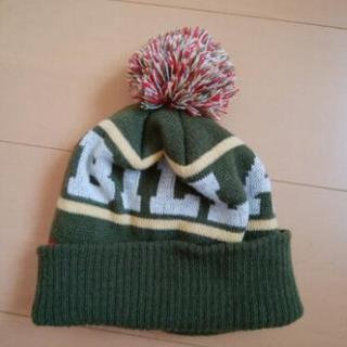 ビラボン ニット帽