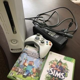Xbox 360 (60GB:HDMI端子搭載) マインクラフト付き