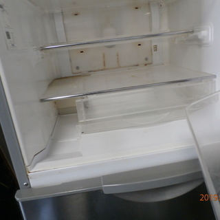 大型冷凍冷蔵庫ジャンク