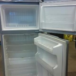 冷蔵庫サンヨー109リットル - 家電