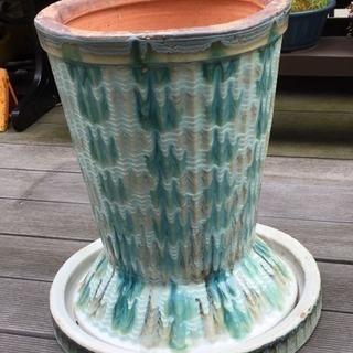 アンティーク 植木鉢