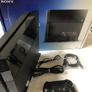 PS4 本体 完動品