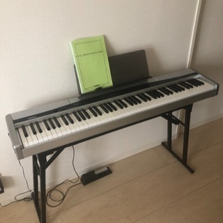 電子ピアノ Privia px-100