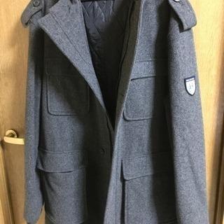 東山高校 制服 コート
