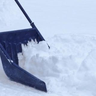 雪掻き致します。 除雪お手伝いいたします