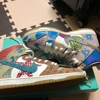 「希少」Nike DUNK SB トーマス・キャンベル