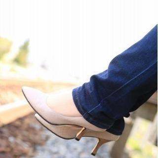 靴モデル募集