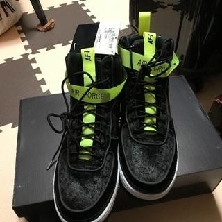 希少!新品!Nikeスニーカー! 通称ベロアvip 27.5cm