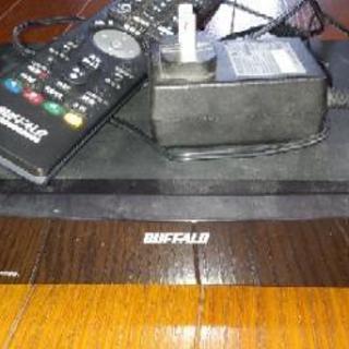 HDDレコーダー 1TB Wチューナー