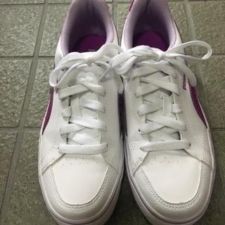 PUMA    靴  23.5