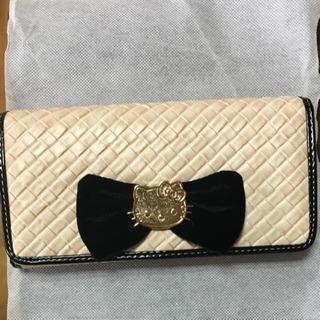 ハローキティの財布♫