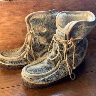 maple leaf shoe  ブーツ24.5