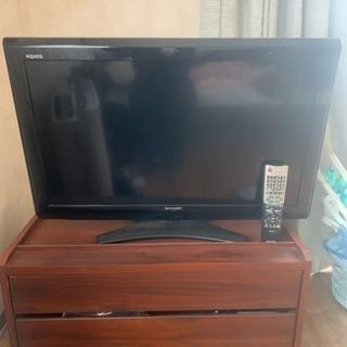 テレビ台 32型テレビ