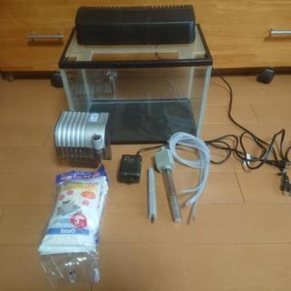 GEX水槽 水中ポンプ、濾過フィルター、水槽用照明