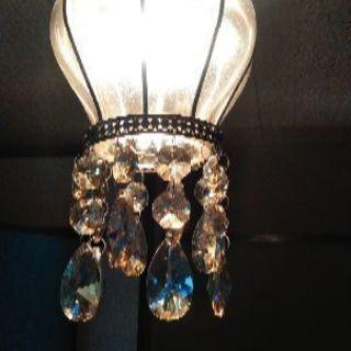 シャンデリア風の照明器具