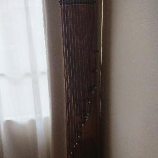 13弦琴(中古)セット 500円