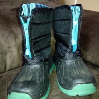冬仕様、雪仕様長靴