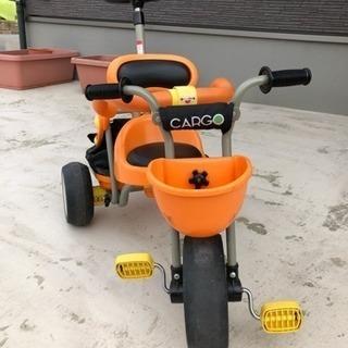 CARGO 三輪車 オレンジ