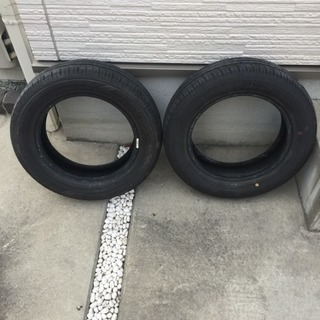 【お話中】軽 夏用タイヤ2本 山タップリ❗️