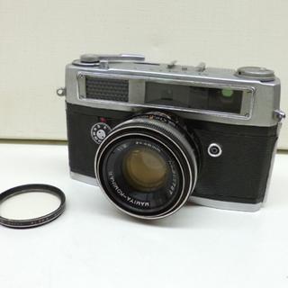 MAMIYA 35 ルビー レンジファインダーカメラ ジャ…