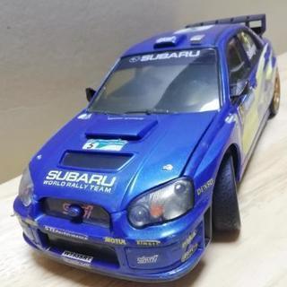 SUBARU IMPREZA WRC 2005 5号車